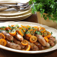 Chicken_and_tarragon_sausages_with_cumquats__recipes_thumbnail