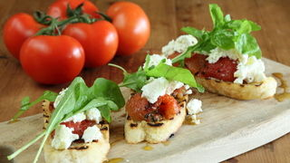 Bruschetta Base