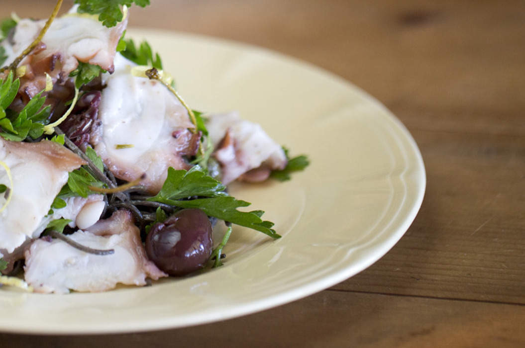 Octopus_with_olive__caper_berry___squid_ink_pasta_-_masterchef_masterclass_2014_misc_massive