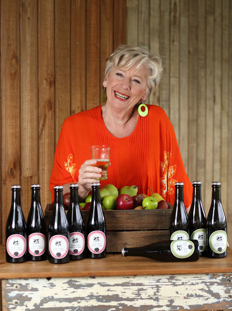 Maggie and Heritage Ciders