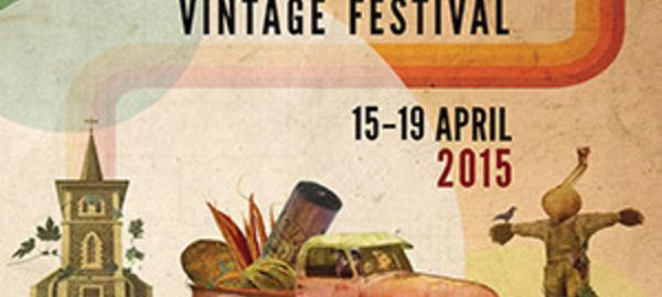 Barossa Vintage Festival Program Cover 2015